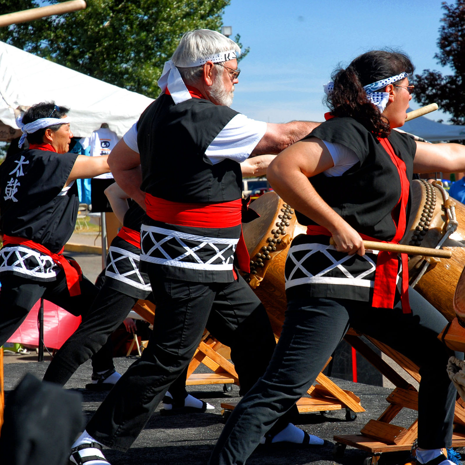 New Mexico Taiko_group